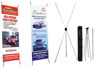 X Banner Bekasi