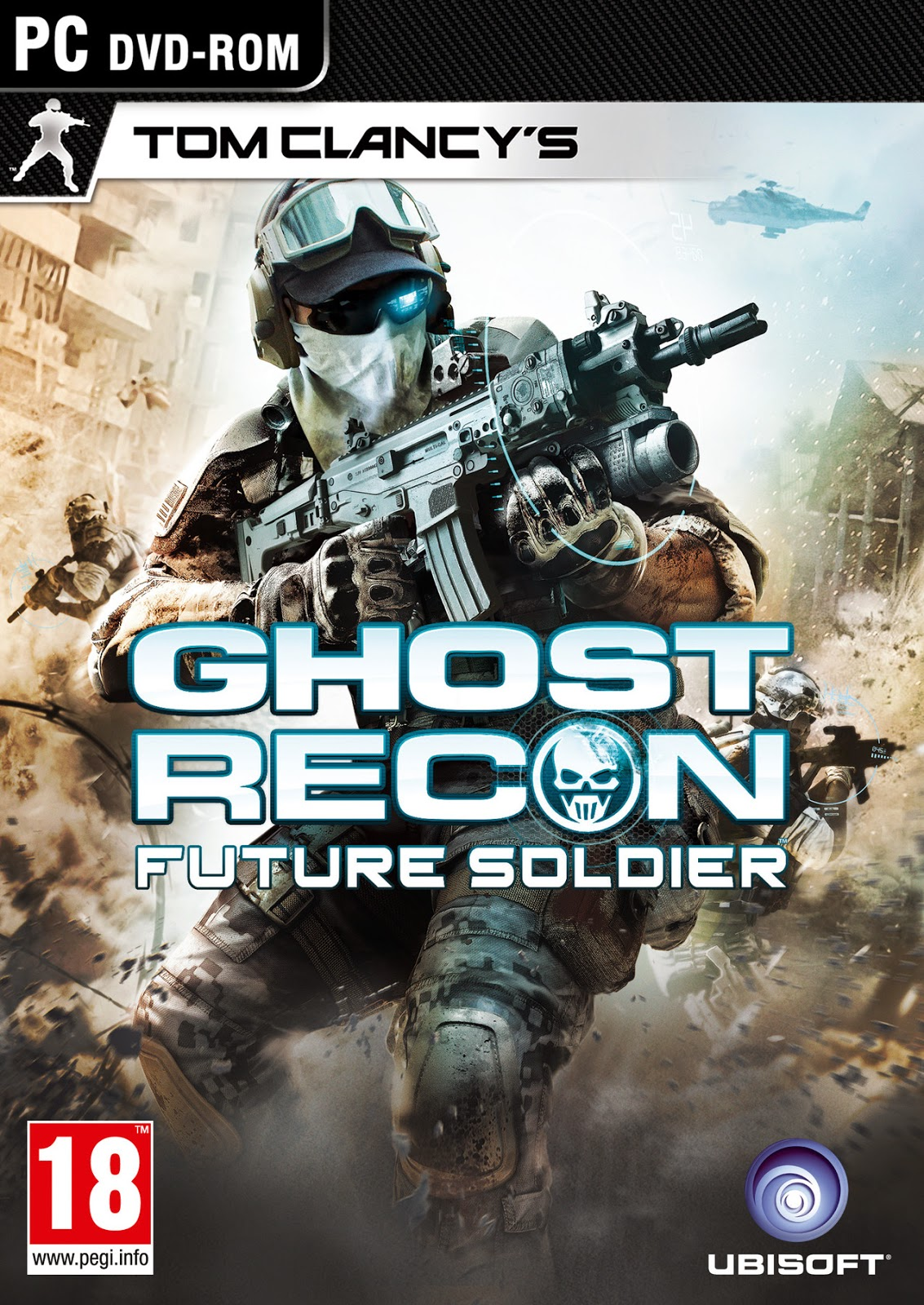 Tom Clancy's Ghost Recon : Future Soldier - PC Full  Skidrow
