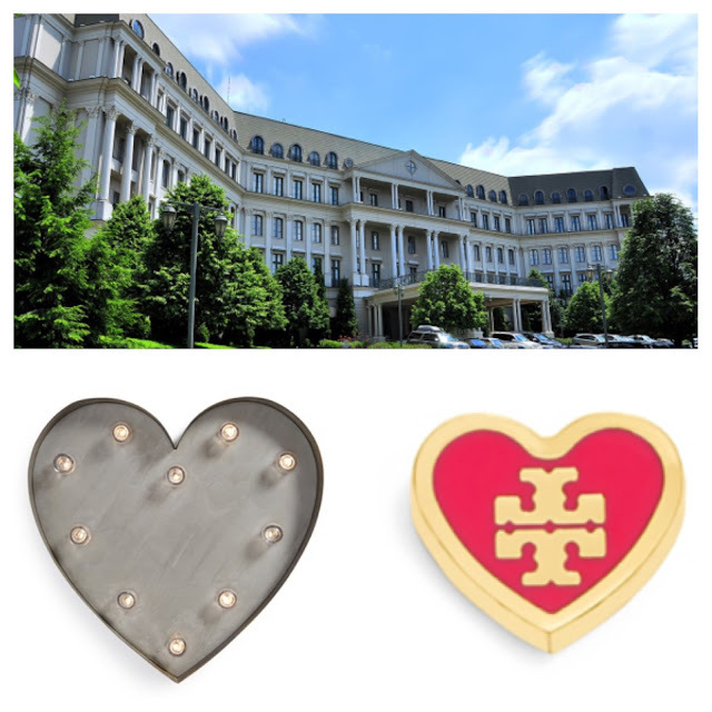 valentine day preppy lifestyle gift ideas nemacolin resort on sale light tory burch heart charm