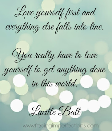 Life is All about LOVE ---Love Yourself First!!