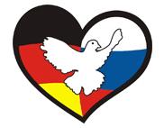 Für Frieden und Freundschaft