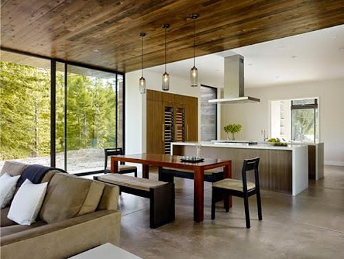 Marra Road Weekend House in California