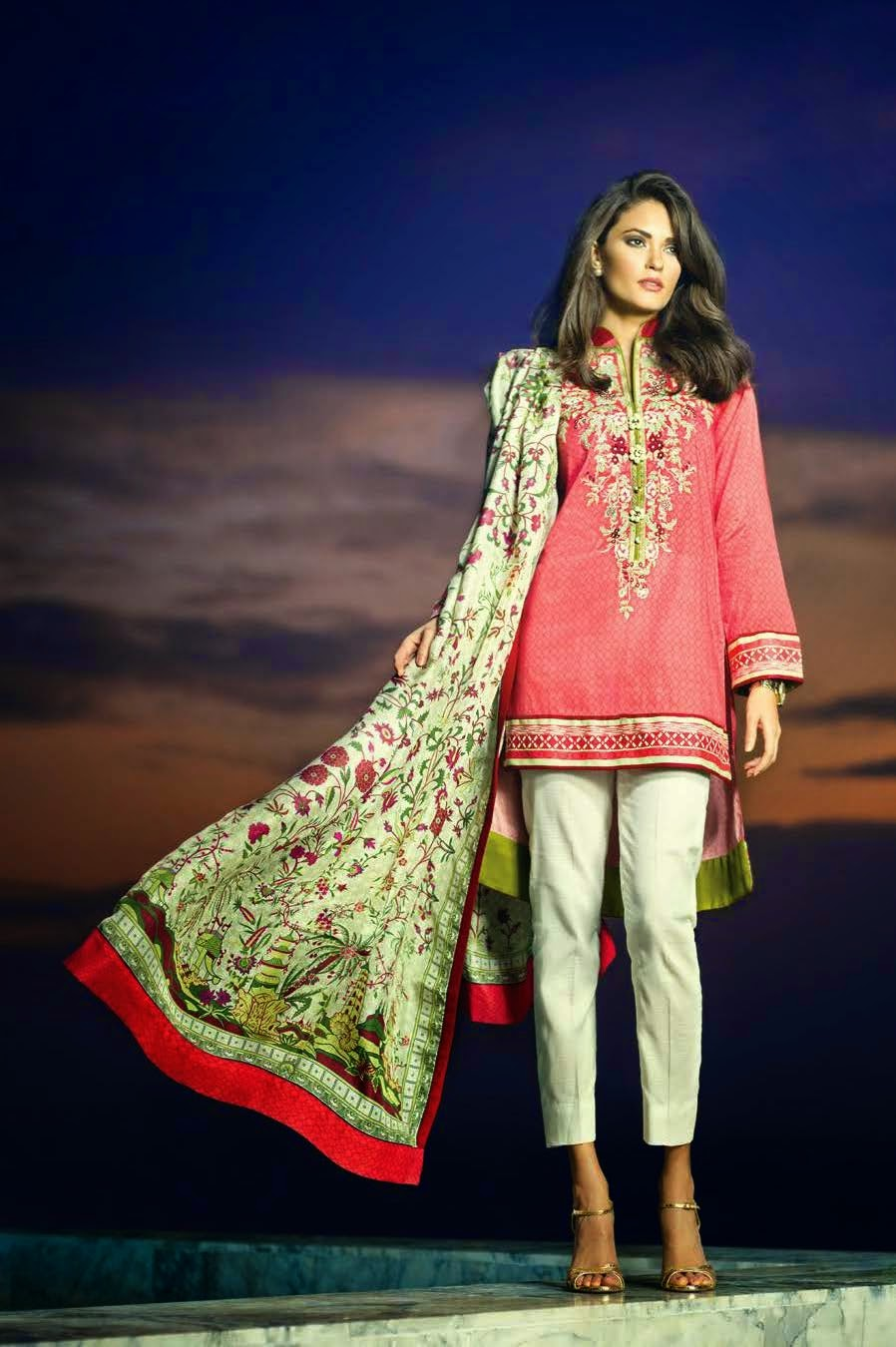 Sania Maskatiya summer collection 2015