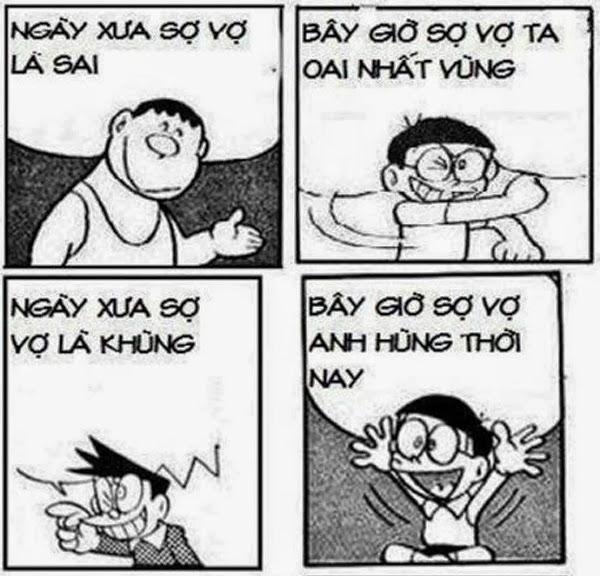 Thơ chế vui, bá đạo của Nobita - hình 3