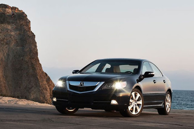 2012-Acura-RL-Front