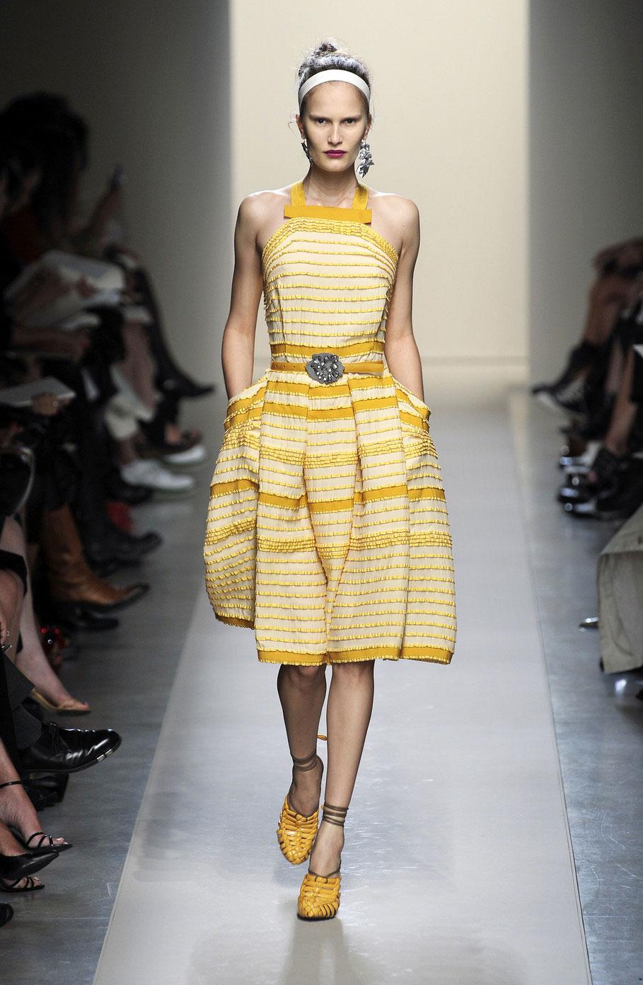 via fashioned by love   Bottega Veneta Spring/Summer 2010