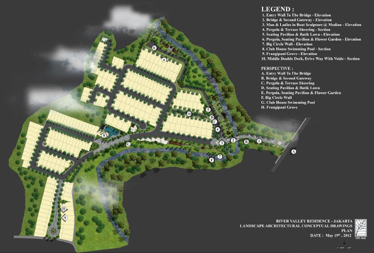 SITE PLAN RIVER VALLEY