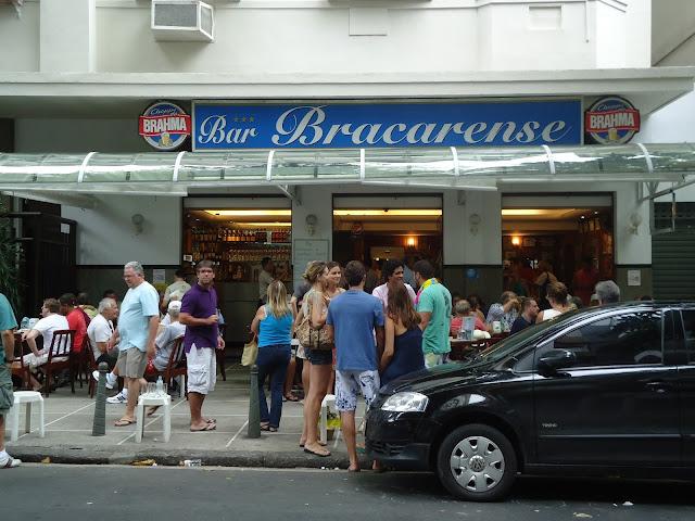 Rio de Janeiro, Leblon, Bracarense