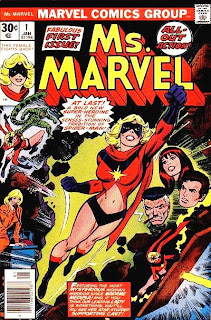 Marvel Comics Miss Marvel