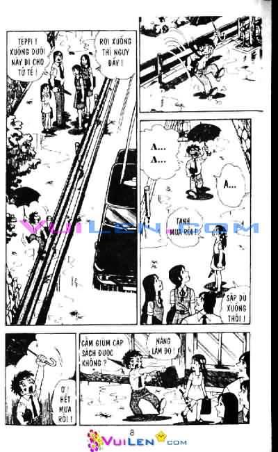 Siêu quậy Teppi chap 6 - Trang 8