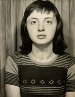 Moni Kellermann passport pic 1972