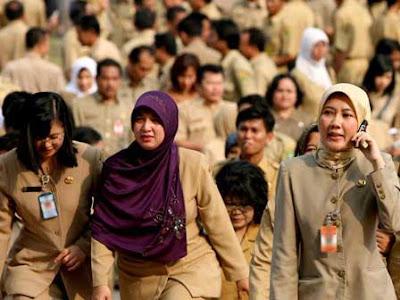 Berkeliaran di Saat Jam Kerja, Sejumlah PNS Sukabumi Disanksi
