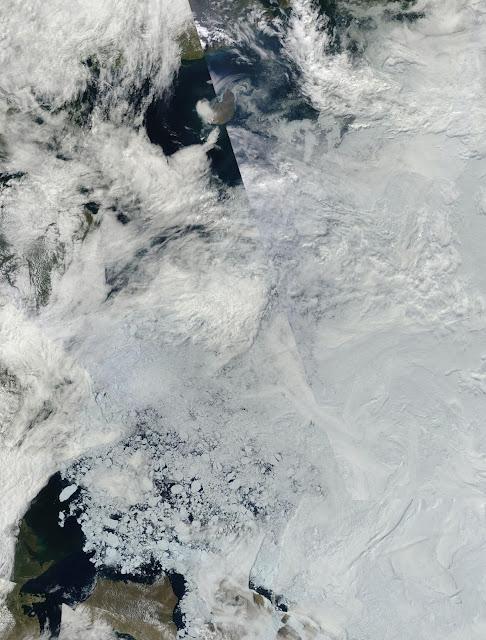 Topniejąca czapa polarna