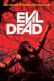 Original Poster for Evil Dead 2013