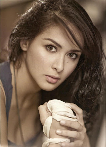 A Captivating Filipinas Feature on Marian Rivera