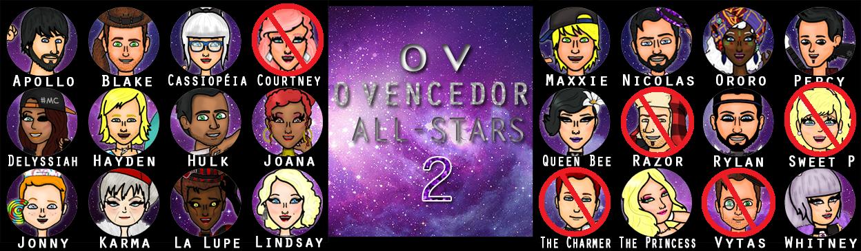 O Vencedor 10: All Stars 2