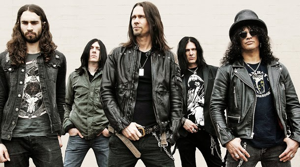 Slash - Myles Kennedy & The Conspirators