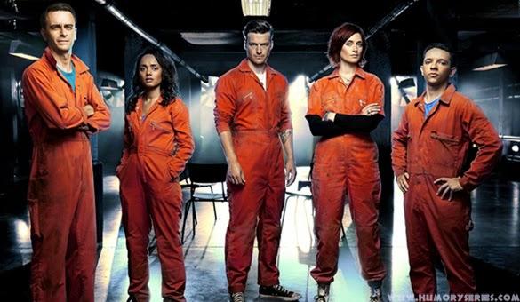 'Misfits' - temporada 5