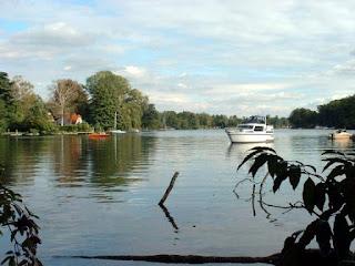 Lac Berlin Müggelsee