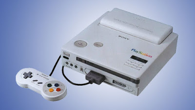 Prototipo del SNES CD-ROM