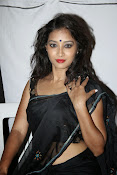 Actress Bhanu Hot photos in black-thumbnail-8