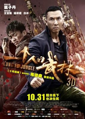 Yat ku chan dik mou lam (Kung Fu Jungle) (2014) [Vose]