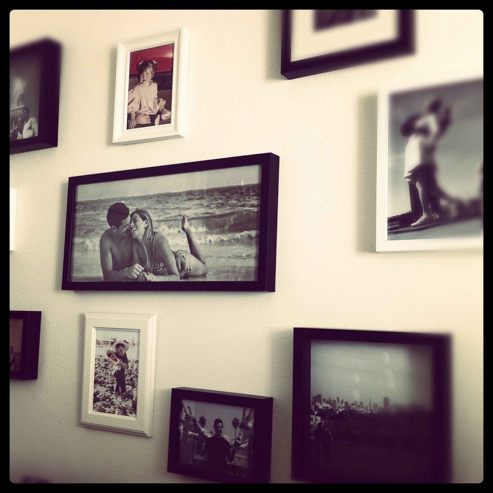 Magia Para Mis Sentidos: Collage de Marcos!