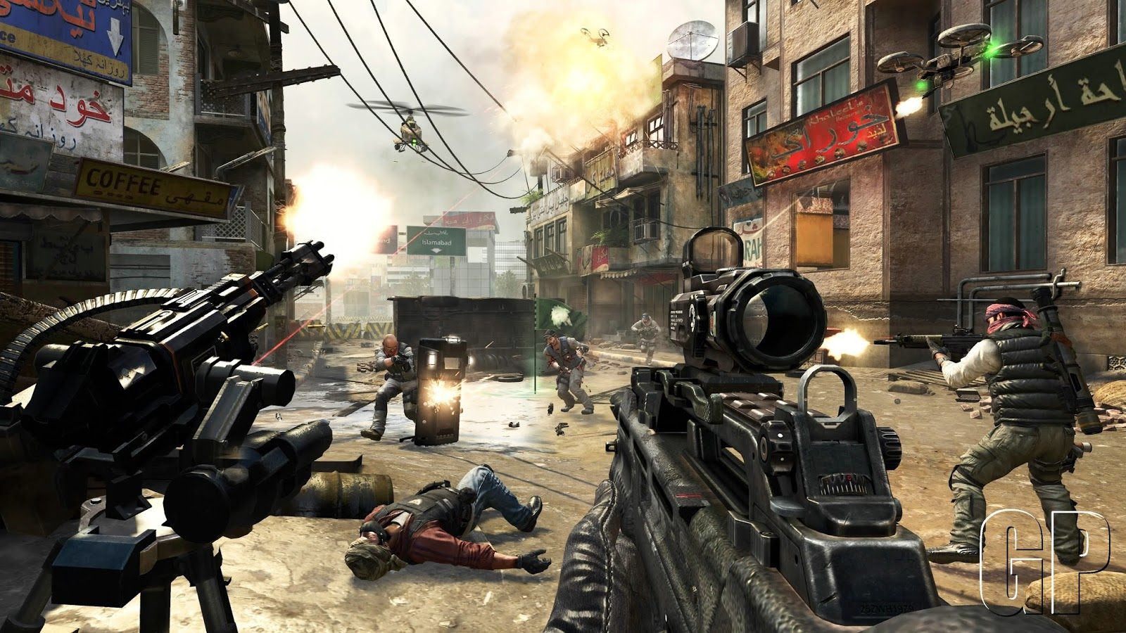 cod black ops 1 download in parts