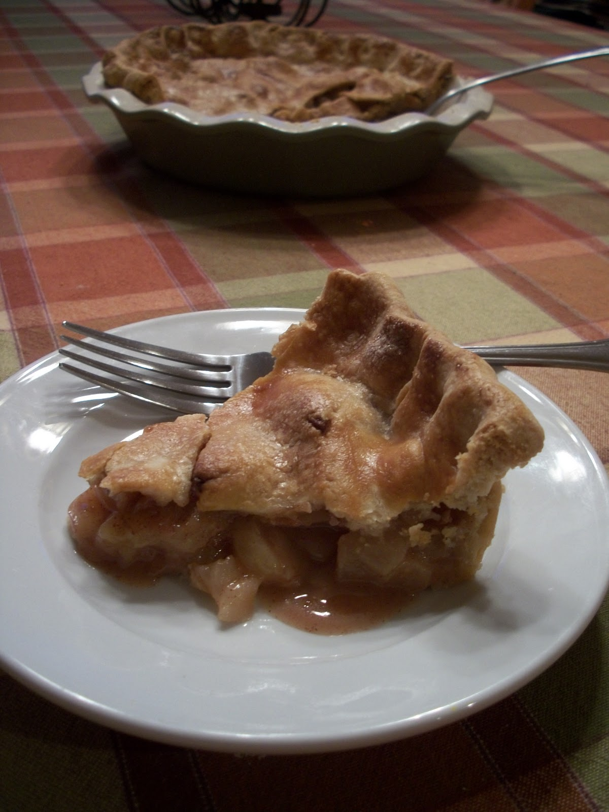 Parnell's Pantry: Classic Apple Pie