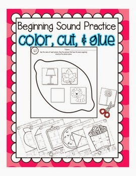 http://www.teacherspayteachers.com/Product/Phonemic-Awareness-Practice-Beginning-Sounds-Color-Cut-Glue-730743