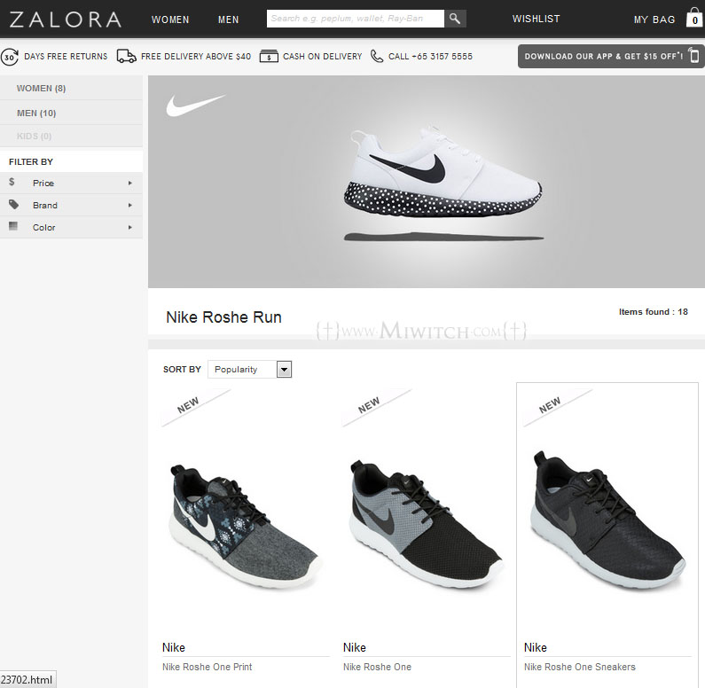 k swiss shoes lazada sales august 2017