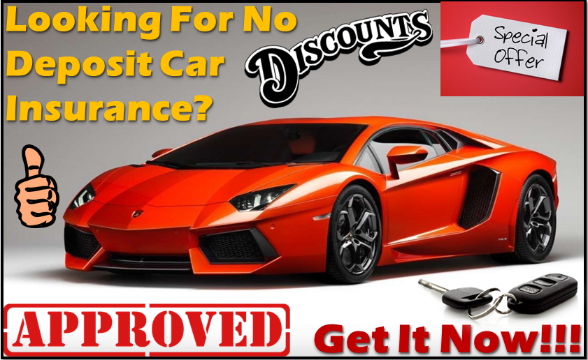 Auto Insurance Online Without Deposit