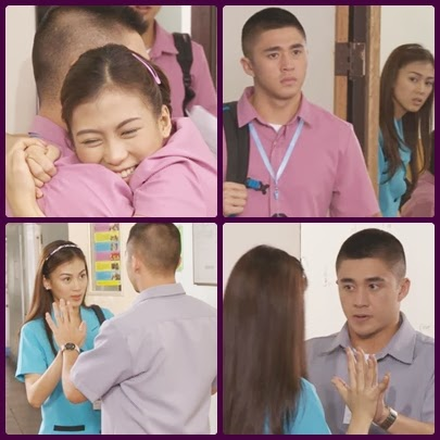 Friendzoned? Alex and Arron in MMK