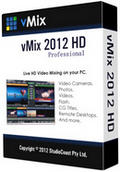 vMix 2012 HD Pro v4 7.4.0.45 Full Version Incl Crack