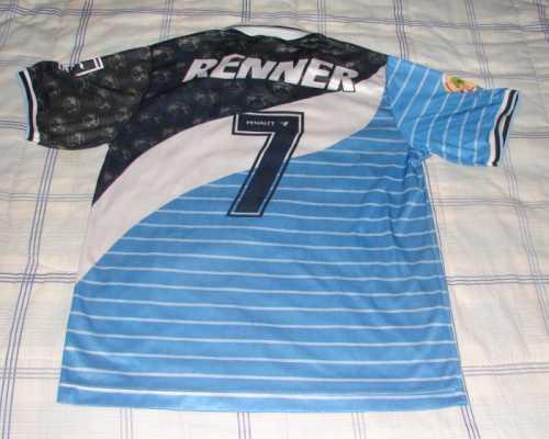 camisa negresco do Grêmio