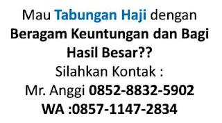 Informasi cara Tabungan Haji