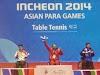 Pegawai Dispenda Samsat Depok Raih Medali Emas Asian Para Games 2014
