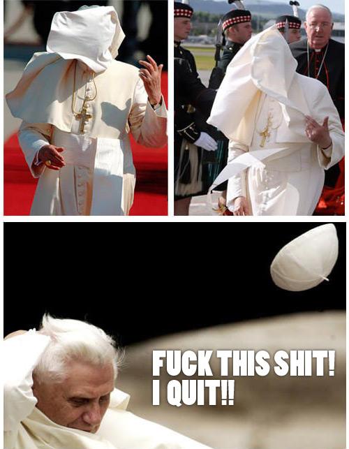 Papa neden istifa Etti komik karikatür