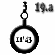 Ejemplo 19.a: Obús (x3) de 11,43