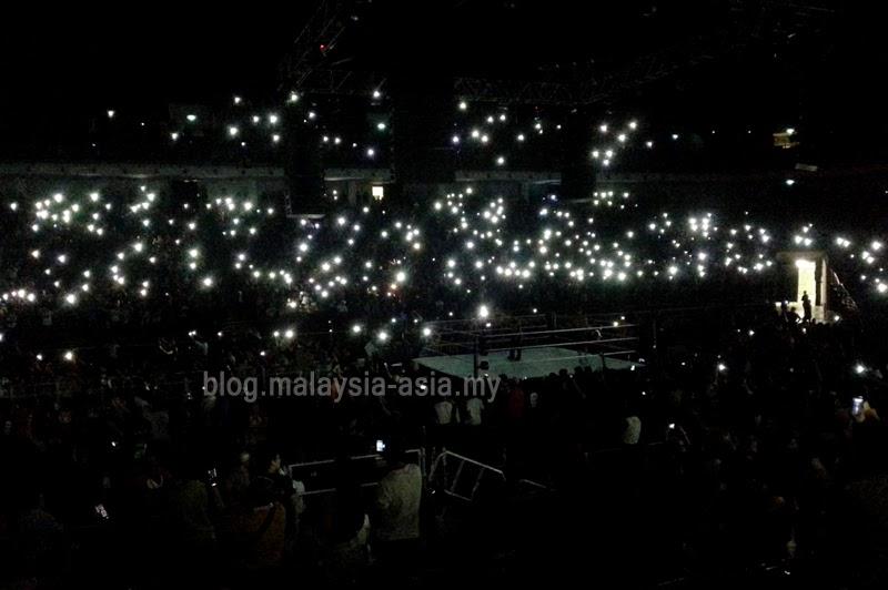 Stadium Putra WWE Malaysia