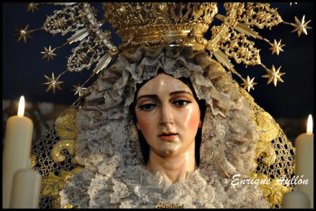 Virgen de La Aurora Sevilla 2013