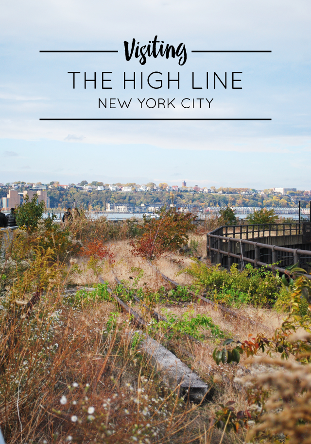 Walking The High Line in New York City | Em Busy Living