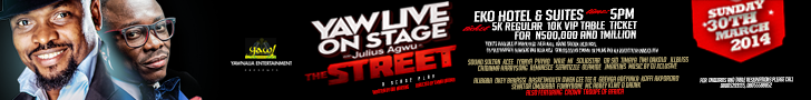 "A Must Attend: Yaw and Julius Agwu ""The Street"""