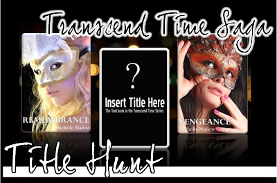 Final Transcend Time Title Hunt!