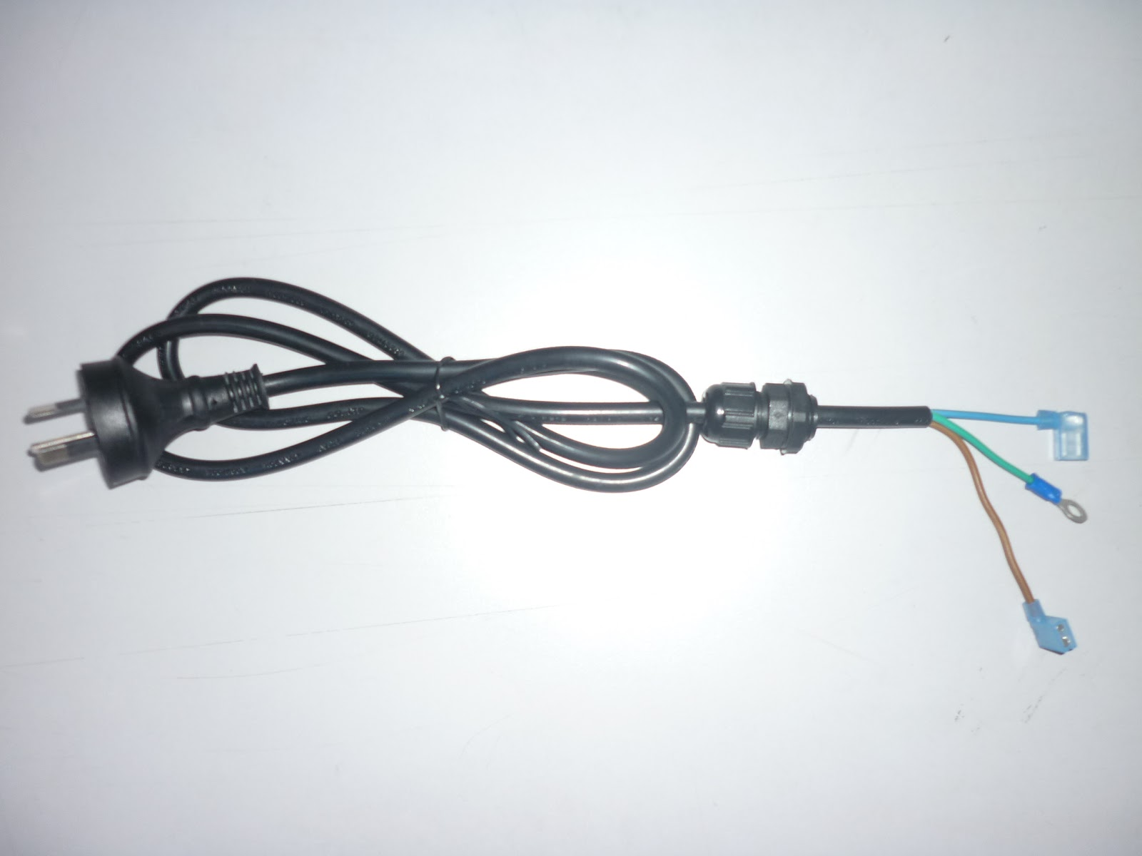 hitech industrial engineering wire power cord harness
