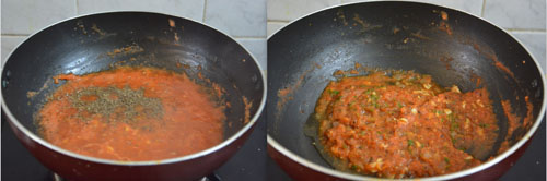 quick tomato sauce recipe