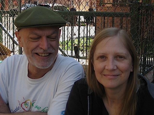 Julienne-HERBAL GARDEN with Hugh