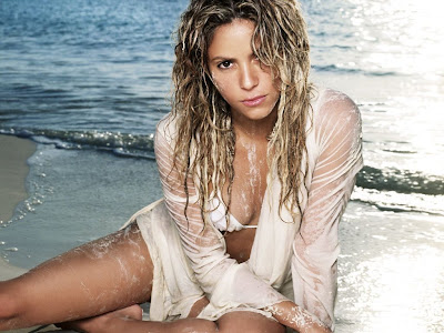 Free Download Shakira Wallpaper