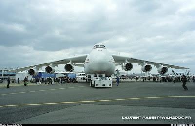 Mriya An-255