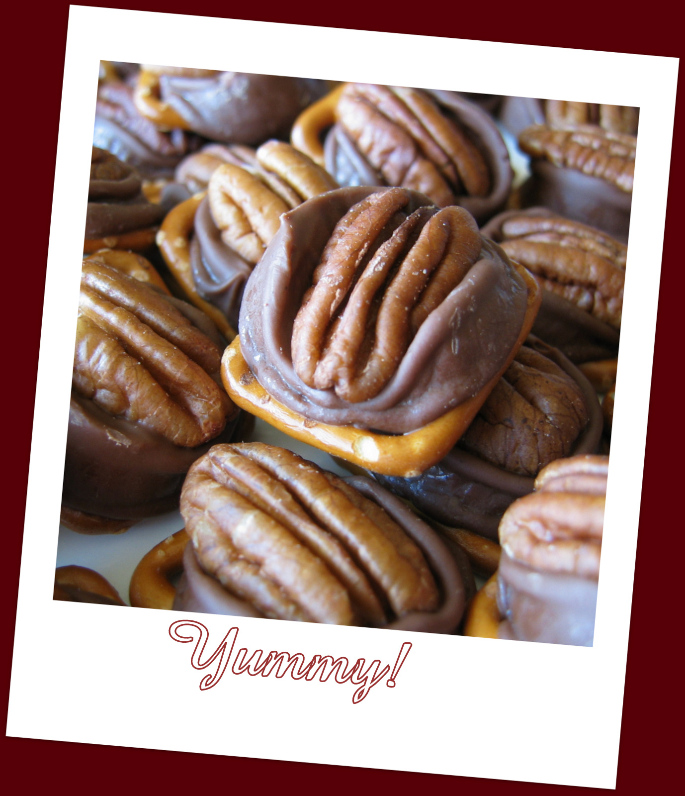 Pink Cookies with Sprinkles: Treats as easy as 1...2...3!
